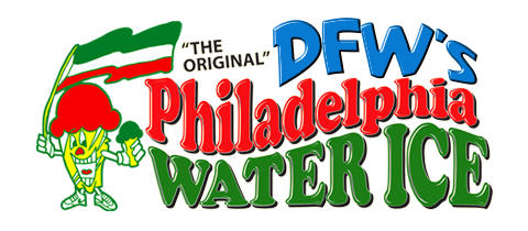 DFWs Philly Water Ice Logo